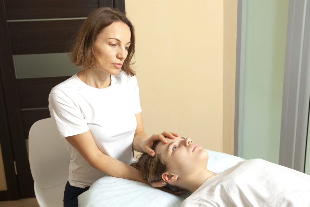 краниальная терапия