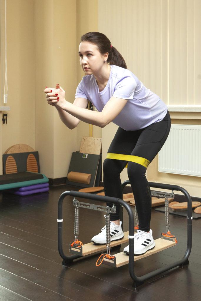 баланс тренировка