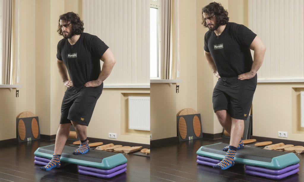 forward squatting